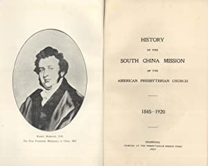 History of the South China Mission of the American Presbyterian Church, 1845-1920: Harriet N. Noyes