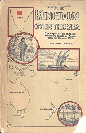 Methodist Missionary Society of Australasia Annual Report and List of Contributions for the Year ...