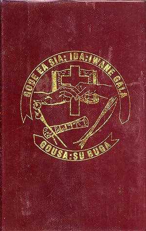 Gode Ea Sia: Ida:Iwane Gala (Bible, Biami Edition)
