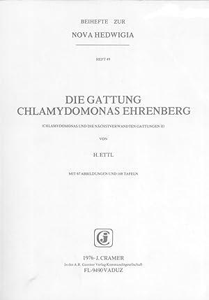 Die Gattung Chlamydomonas Ehrenberg (Chlamydomonas und Nächstverwandten Gattungen II) (...
