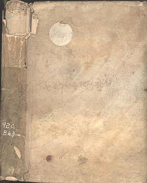 Vindiciæ Martyrologii ac Breviarii Romani In tres Dissertationes Discretæ; Francisci ...