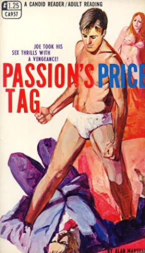 Passion's Price Tag (Candid Reader, CA957): Alan Marshall (pseudonym);