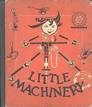 Little Machinery: Mary Liddell