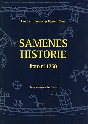 Samenes Historie: Fram til 1750: Lars Ivar Hansen, Bjørnar Olsen