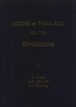 Moths of Thailand. Volume Two: Sphingidae: H. Inoue, R. D. Kennett, I. J. Kitching