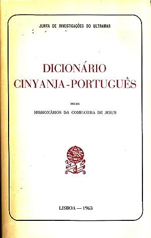 Dicion?rio Cinyanja-Portugués: Missionários da Companhia de Jesus