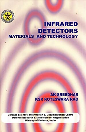 Infrared Detectors: Materials and Technology: A. K. Sreedhar, K. S. R. Koteswara Rao