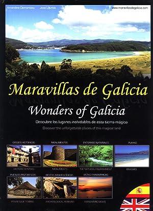 Maravillas de Galicia: Descubre los Lugares de Esta Tierra Mágica: = Wonders of Galicia: ...