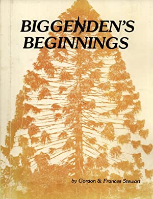 Biggenden's Beginnings, the Pastoral Background: Gordon Stewart; Frances Stewart