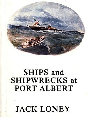 Ships and Shipwrecks at Port Albert: Loney, Jack