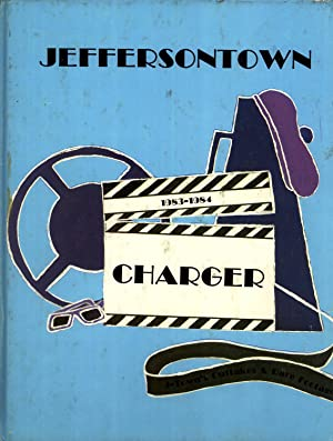 Jeffersontown High School Yearbook 1984: Charger