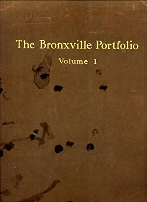 The Bronxville Portfolio: A Collection of Pictorial Photographs. Volume 1: Owen, James