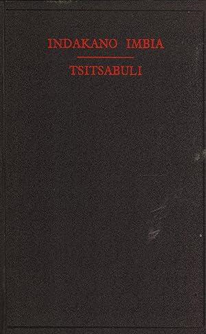 Eshitabu Shia Indakano Imbia ya Omwami Weefwe Khandi Omuhonia Weefwe Yesu Kristo, Tsitsabuli (The ...