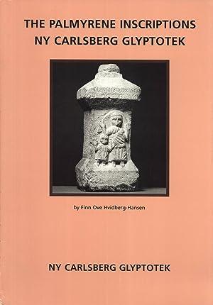 The Palmyrene Inscriptions, Ny Carlsberg Glyptotek: Hvidberg-Hansen, Finn Ove