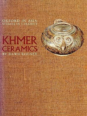 Khmer Ceramics: Rooney, Dawn