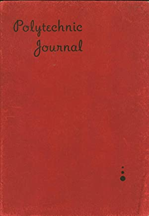 The Polytechnic Journal, Volume 28, Number 1