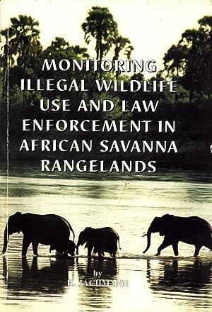Monitoring Illegal Wildlife Use and Law Enforcement in African Savanna Rangelands: Jachmann, Hugo