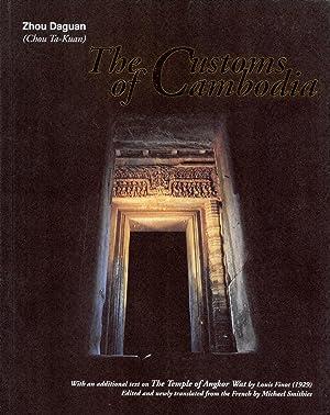 The Customs of Cambodia: Daguan Zhou (Chou Ta-Kuan) (author); Michael Smithies (editor, translator)
