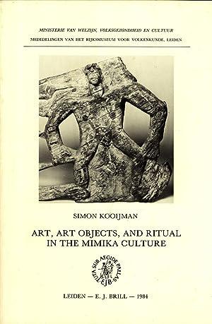 Art, Art Objects, and Ritual in the Mimika Culture (Mededelingen van het Rijksmuseum voor ...