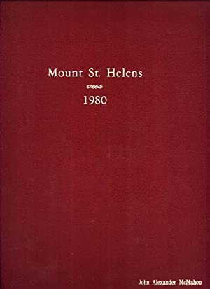 Mount St. Helens 1980: McMahon, John Alexander