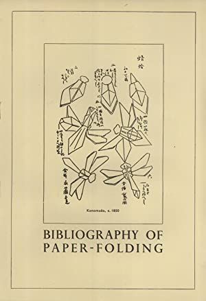 Bibliography of Paper-Folding: Legman, G.