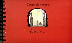 Carnet de Voyage: London: Aurélie de la Selle (illustrator)