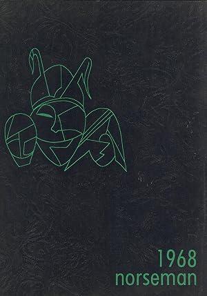 North Muskegon High School Yearbook 1968 Norseman