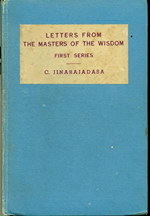 Letters from the Masters of the Wisdom,: Jinarajadasa, C., Transcribed