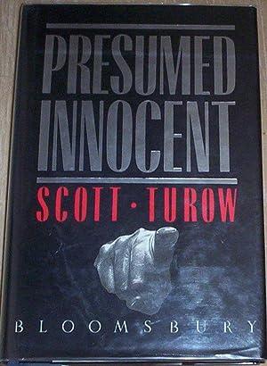 Presumed Innocent.: Turow, Scott (signed)