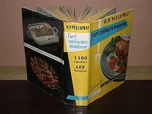 L'art Culinaire Moderne: PELLAPRAT (Henri-Paul)