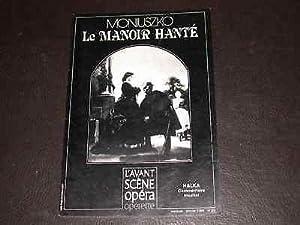 L'Avant Scène Opéra Opérette - MONIUSZKO -: MONIUSZKO