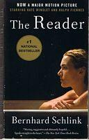 READER [THE] - (Film tie-in cover)