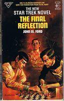 STAR TREK - THE FINAL REFLECTION: John M Ford