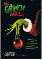 Dr. SEUSS' HOW THE GRINCH STOLE CHRISTMAS!: Louise Gikow