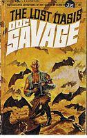 DOC SAVAGE No.6 - The Lost Oasis: Kenneth Robeson