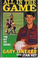ALL IN THE GAME: Gary Lineker with Stan Hey