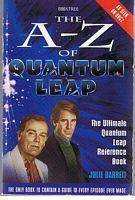 QUANTUM LEAP - THE A - Z: Julie Barrett
