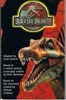 JURASSIC PARK III: Scott Ciencin