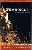 SEABISCUIT - [film tie-in cover] - [Book: Laura Hillenbrand
