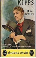 KIPPS - [film tie-in cover]: H. G. Wells