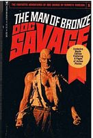DOC SAVAGE No.1 - The Man of: Kenneth Robeson