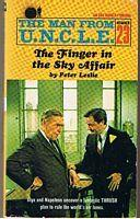 MAN FROM U.N.C.L.E. No.23 - THE FINGER: Peter Leslie