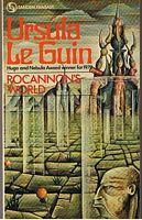 ROCANNON'S WORLD: Ursula Le Guin