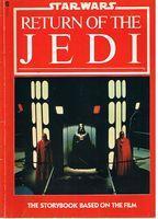 RETURN OF THE JEDI - The Storybook: Joan D. Vinge