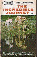 INCREDIBLE JOURNEY [THE]: Sheila Burnford