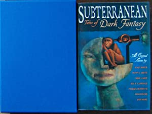 Subterranean: Tales of Dark Fantasy: Joe Hill [SIGNED