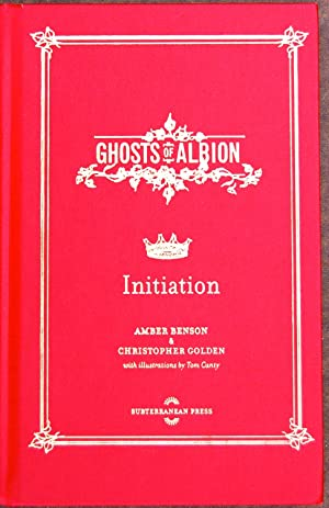 Ghosts of Albion: Initiation: Amber Benson, Christopher