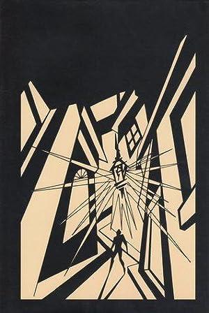 Cinnabar's Gnosis (A Homage to Gustav Meyrink: Dan T. Ghetu