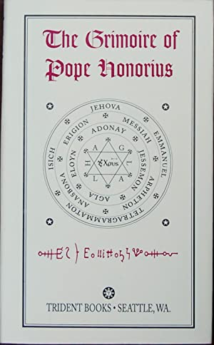 The Great Grimoire of Pope Honorius III: Pope Honorius III, Kineta Ch'ien [Translator]. Matthew ...