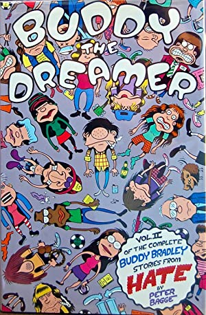 Buddy the Dreamer: Vol. 2 of the: Peter Bagge